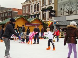 pista sul ghiaccio Dordrecht