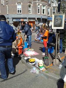 mercatini a Den haag