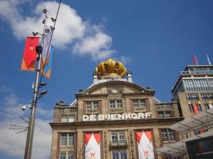 Piazza Dam, Amsterdam