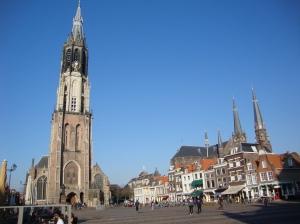 Piazza del Mercato, Delft
