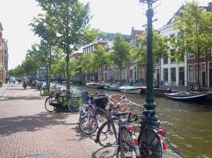Di canali e di case in Olanda