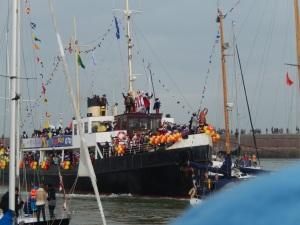 Sinterklaas arriva a Den Haag