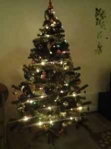 Albero di Natale dai mille colori