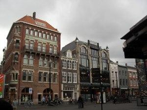 Cielo grigio in Olanda
