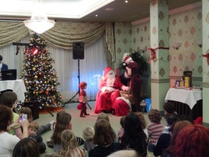 Festa di Natale a Den haag