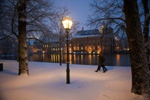 Den Haag Lange Vijverberg