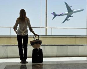 Giovani con la valigia