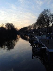 Houseboat Den Haag