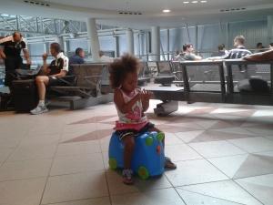la valigia Trunki