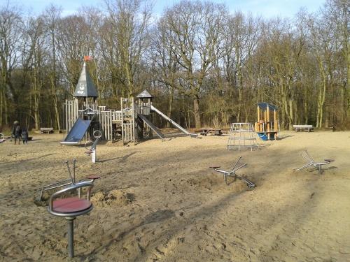 Ary Van de Spuiweg Playground