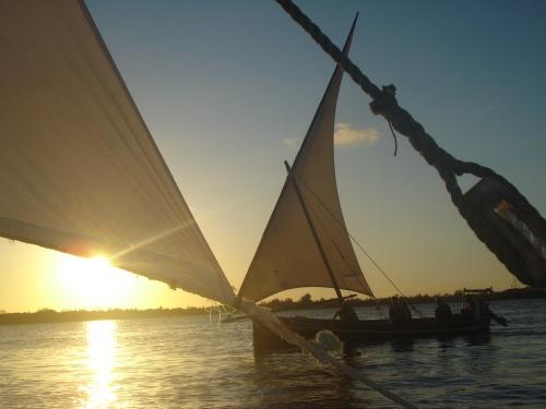 Dhow, Lamu