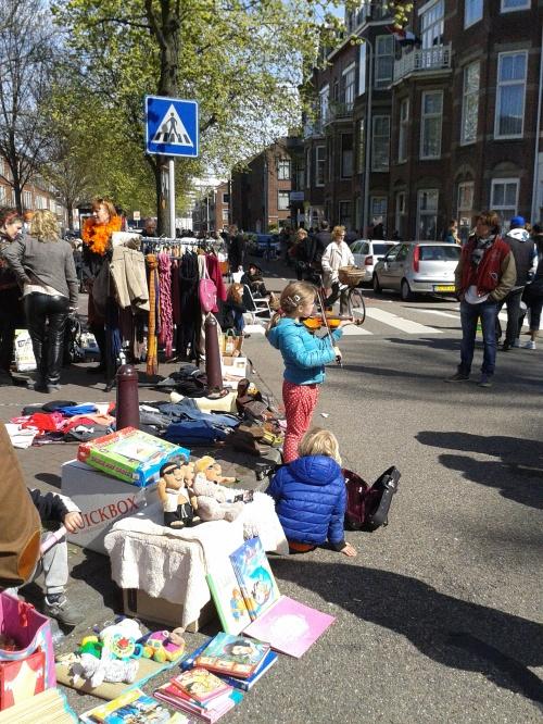mercatini di strada in Olanda