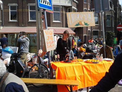 festa del re olanda