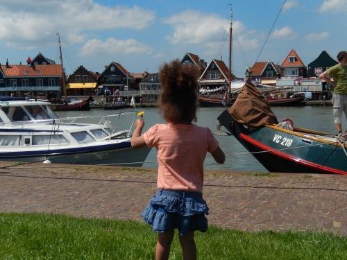 olanda con bambini