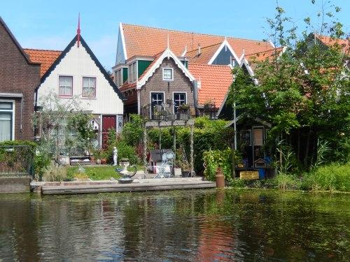 villaggio di volendam
